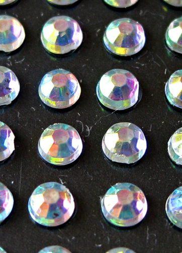 zamówienia hurtowe Cyrkonie okrągłe 3 mm (opalizujący) - 176 szt.