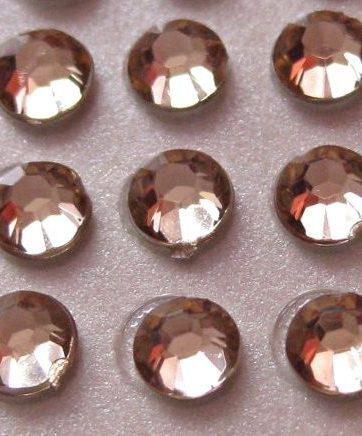 zamówienia hurtowe Cyrkonie okrągłe 2 mm (ecru) - 176 szt.