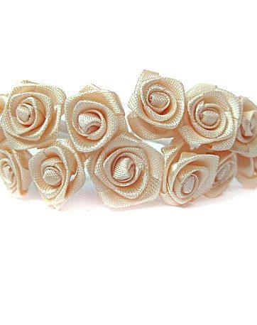 zamówienia hurtowe Róże satynowe (łososiowe) - 36 szt.
