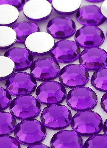 zamówienia hurtowe Dżet okrągły 5 mm (fioletowy) - 5000 szt.