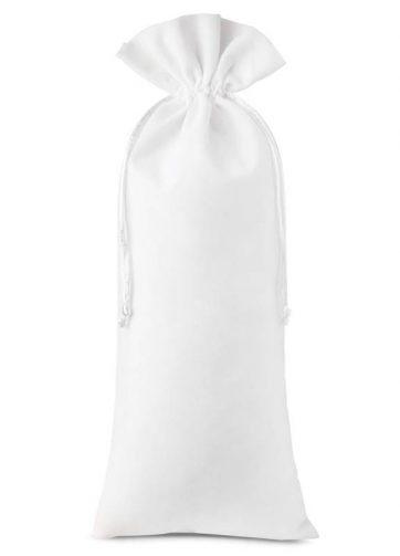 10 szt. Woreczki welurowe 11 x 20 cm - białe